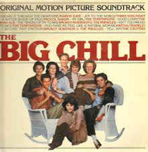 The Big Chill - Music From The Original Motion Picture (AUSTRALASIA)  Soundtrack - LP *USED*