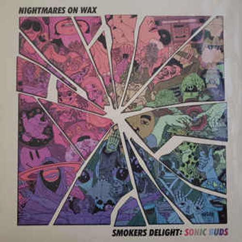 Nightmares On Wax – Smokers Delight: Sonic Buds - LP *NEW*