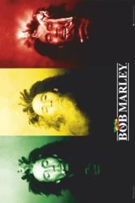 Bob Marley  Tripytch - POSTER #18 *NEW*