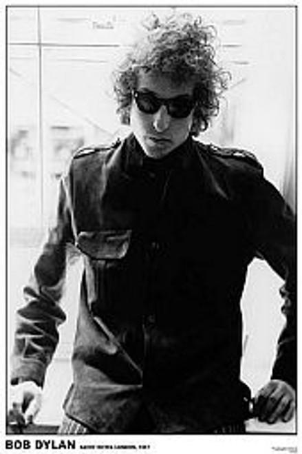 Bob Dylan Savoy Hotel London - POSTER #32  *NEW*
