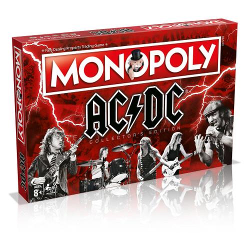 AC/DC Monopoly *NEW*