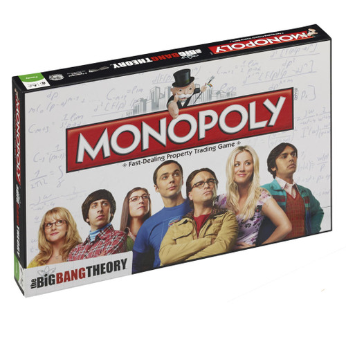 The Big Bang Theory Monopoly *NEW*