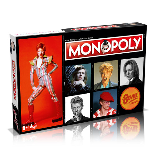 David Bowie Monopoly *NEW*