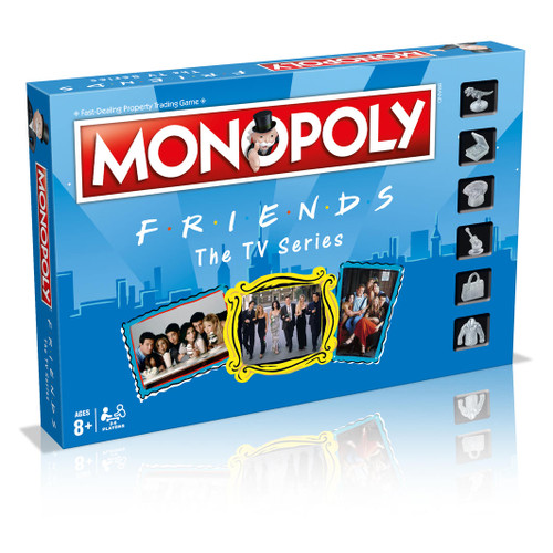 Friends Monopoly *NEW*