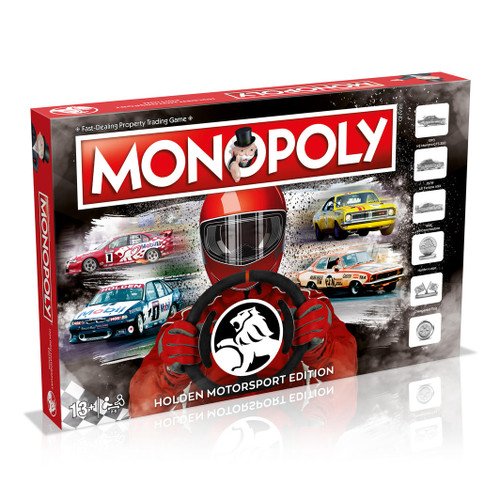 Holden Motorsport Monopoly *NEW*