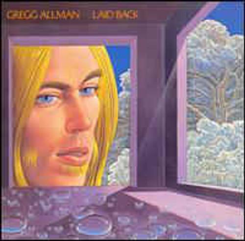 Gregg Allman – Laid Back - LP *USED*