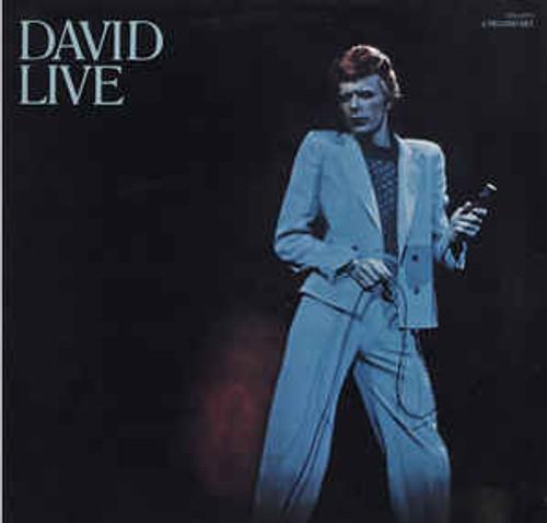 David Bowie – David Live (AUSTRALASIA) - 2LP *USED*