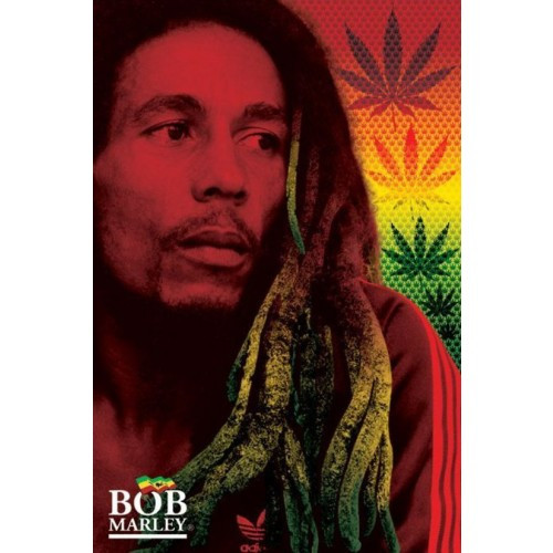 Bob Marley Dreads - Poster *NEW*