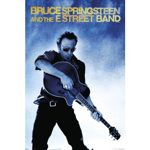 Bruce Springsteen & The E Street Band - Poster *NEW*