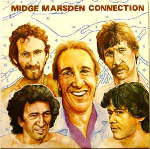 Midge Marsden Connection* – Midge Marsden Connection (NZ) - LP *USED*
