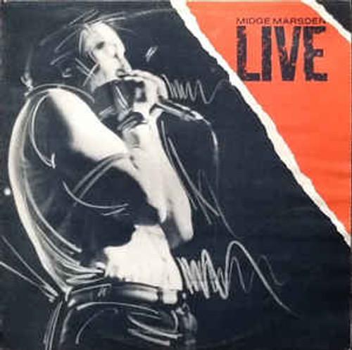 Midge Marsden – Live (NZ) - EP *USED*