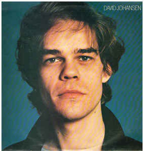 David Johansen – David Johansen (NZ) - LP *USED*