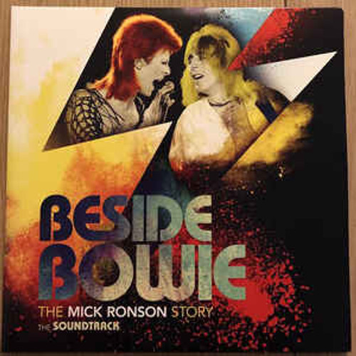 Beside Bowie: The Mick Ronson Story - Soundtrack - 2LP *NEW*