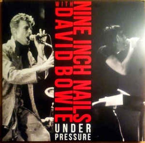 Nine Inch Nails With David Bowie – Under Pressure - 2LP *NEW*