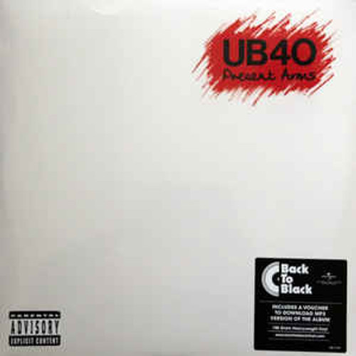 UB40 – Present Arms Deluxe Edition - 2LP *NEW*