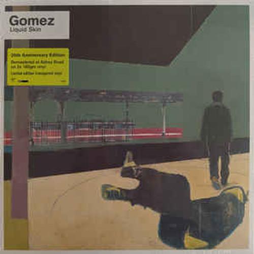 Gomez – Liquid Skin ( Transparent Vinyl) - 2LP *NEW*