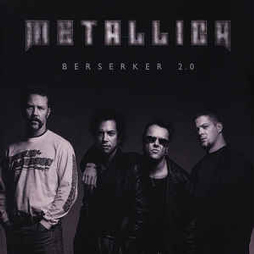 Metallica ‎– Berserker 2.0 - 2LP *NEW*