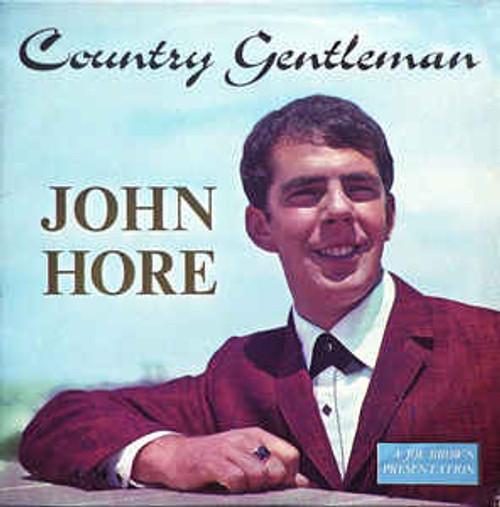 John Hore* – Country Gentleman (NZ) - LP *NEW*