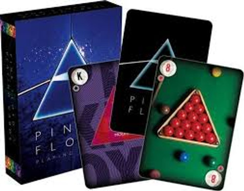 Pink Floyd - Dark Side of the Moon Playing Cards *NEW*