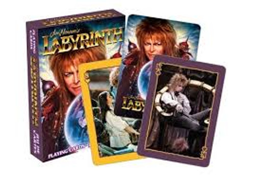 Jim Henson's Labyrinth Playing Cards *NEW* - Sold Out