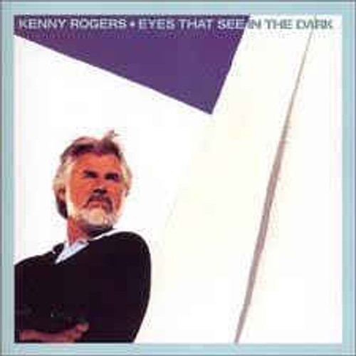 Kenny Rogers ‎– Eyes That See In The Dark (AU) - LP *USED*