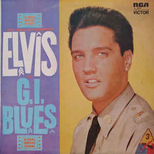 Elvis Presley – G.I. Blues (AU) - LP *USED*
