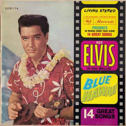 Elvis Presley – Blue Hawaii (AU) - LP *USED*