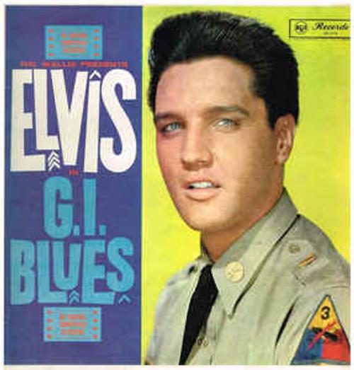 Elvis Presley – G. I. Blues (NZ) - LP *USED*
