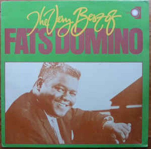 Fats Domino ‎– The Very Best Of Fats Domino (NZ) - LP *USED*