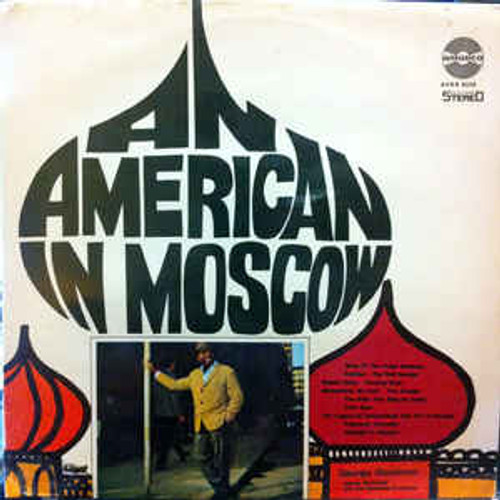 George Goodman, Alexej Michailow And His Balalaika Orchestra* ‎– An American In Moscow - LP *USED*