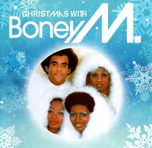 Boney M. ‎– Christmas With Boney M. - CD *NEW*