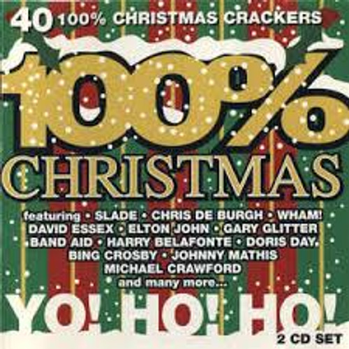 100% Christmas - Various - 2CD *NEW*