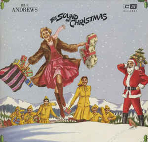 Julie Andrews ‎– The Sound Of Christmas - CD *NEW*