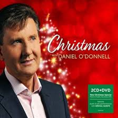 Daniel O'Donnell - Christmas With - 2CD /DVD *NEW*