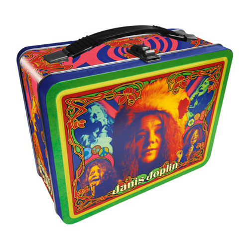 Janis Joplin Tin Fun Box *NEW*