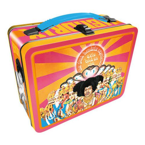 Jimi Hendrix - Axis Bold as Love Tin Fun Box *NEW*