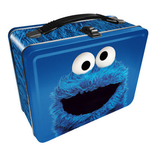 Sesame Street - Cookie Monster Tin Fun Box *NEW*