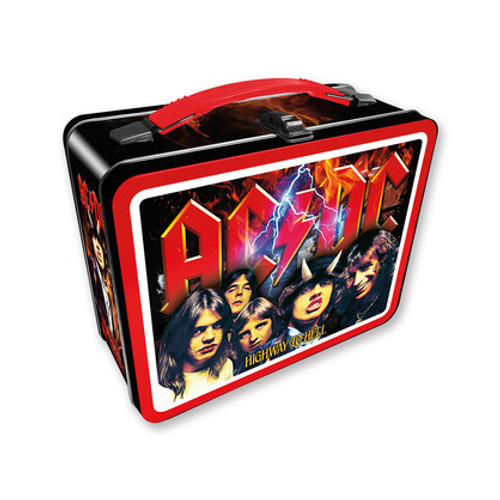 AC/DC Highway To Hell Tin Carry All Fun Box *NEW*