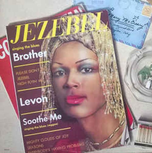 Mary McCreary – Jezebel (NZ) - LP *USED*
