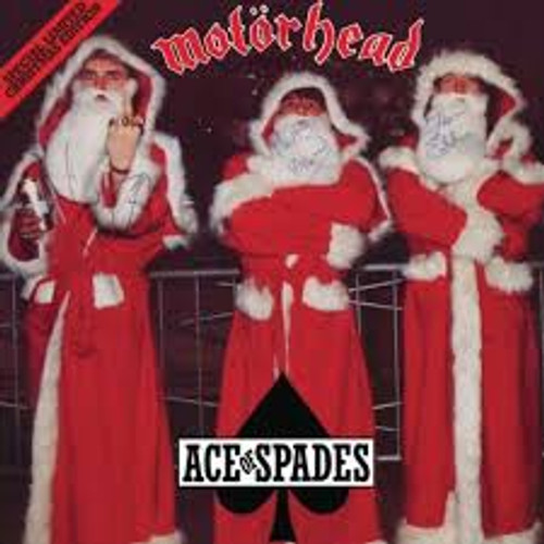 Motorhead - Ace of Spades (Red Vinyl) - EP *NEW* RSD BF 2020
