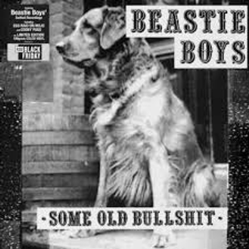 Beastie Boys - Some Old Bullshit - LP *NEW* RSD BF 2020 -