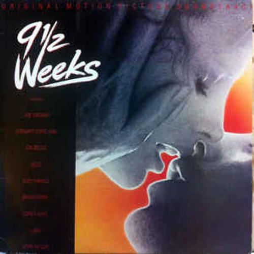 9½ Weeks - Original Motion Picture - Soundtrack (AUSTRALASIA) - LP *USED*