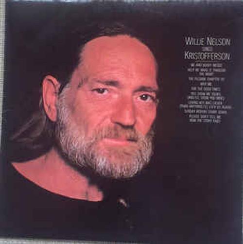 Willie Nelson – Willie Nelson Sings Kristofferson (NZ) - LP *USED*