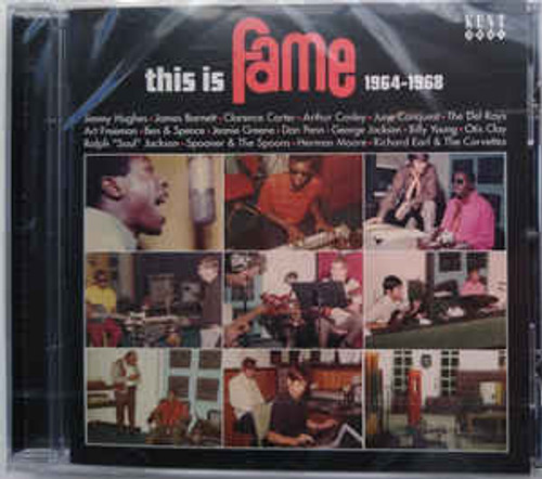 This is Fame 1964 - 1968 - Various - CD *NEW*