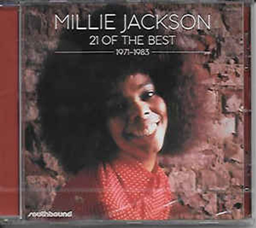Millie Jackson – 21 Of The Best (1971-1983) - CD *NEW*