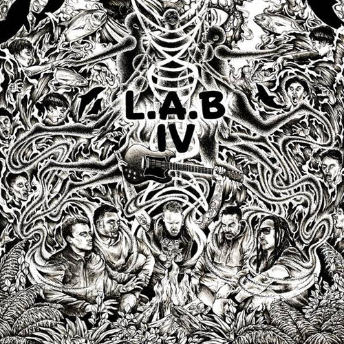 L.A.B - IV - LP *NEW*