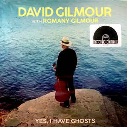 "David Gilmour With Romany Gilmour ‎– Yes, I Have Ghosts - 7"" *NEW* RSD 2020"