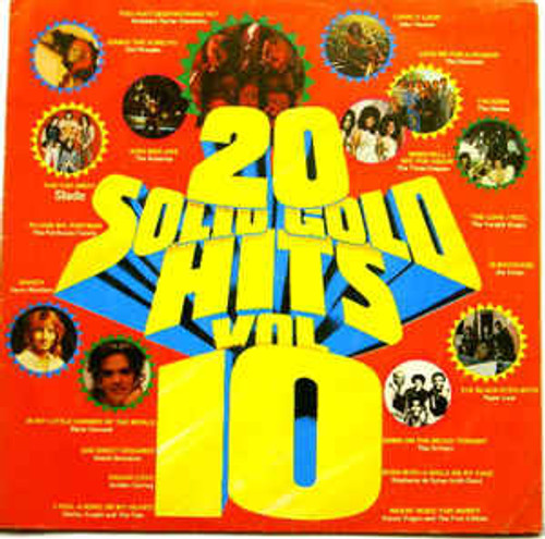 20 Solid Gold Hits Volume 10 - Various - LP *USED*