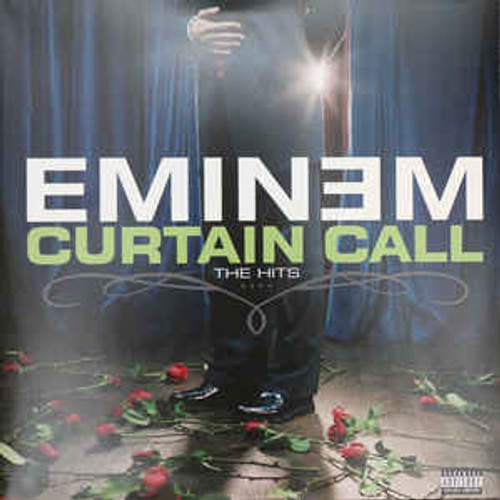 Eminem ‎– Curtain Call - The Hits - 2LP *NEW*