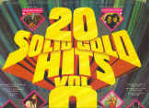 20 Solid Gold Hits Volume 9 (NZ) - Various - LP *USED*